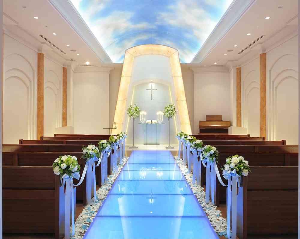 プリティチャペル舞浜|千葉・舞浜ホテルオークラで格安結婚式