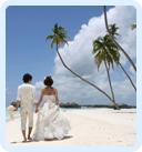 結婚式の時期を検討する